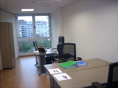 El negocio de las oficinas virtuales ha crecido un 40 en espa a oficinas y centros de negocios - Caja espana oficina virtual clientes ...