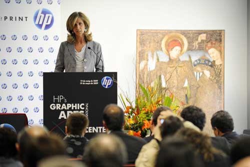 Hp debuts in sant cugat a demonstration and training - Trade center sant cugat ...