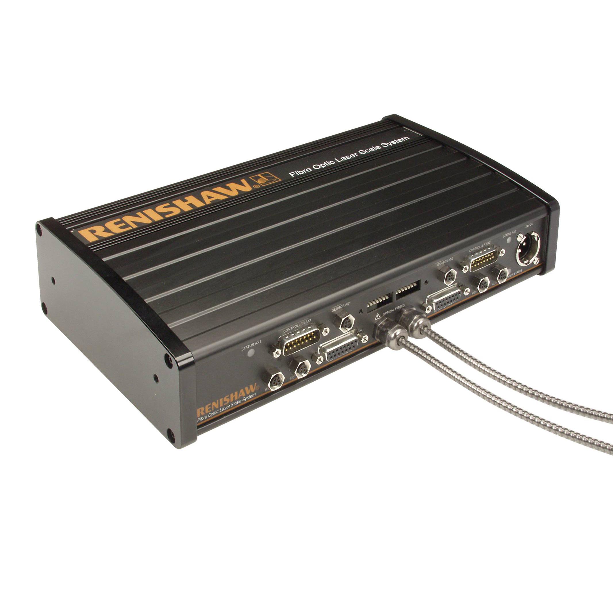 Sistema RLE y la RLU unidad láser compacta con transmisión de fibra óptica