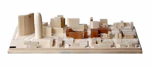 Castellv construye la nueva sede de grupo bassat ogilvy for Oficinas de dhl en barcelona