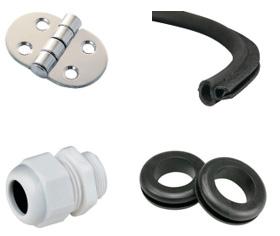 Gama de componentes para dar luz al sector de la iluminación