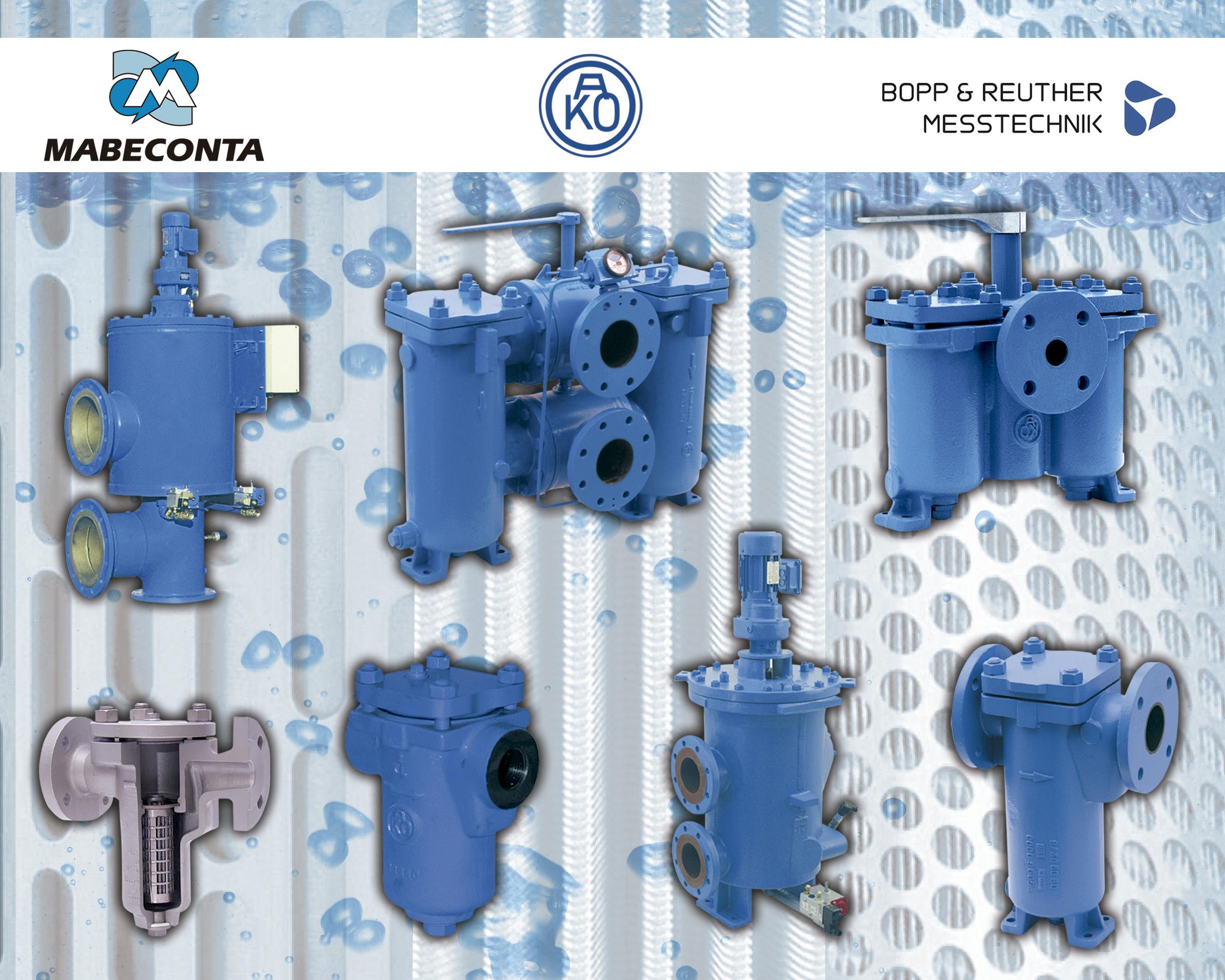 Sistemas de filtración Mabeconta, tecnología avanzada