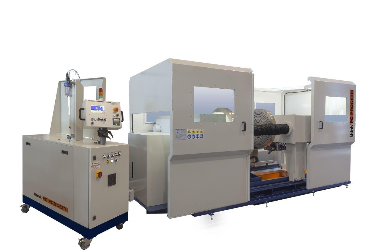 Bancos de pruebas para válvulas, tubos, actuadores