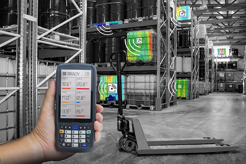 Nuevas etiquetas RFID: Controle las temperaturas fácilmente