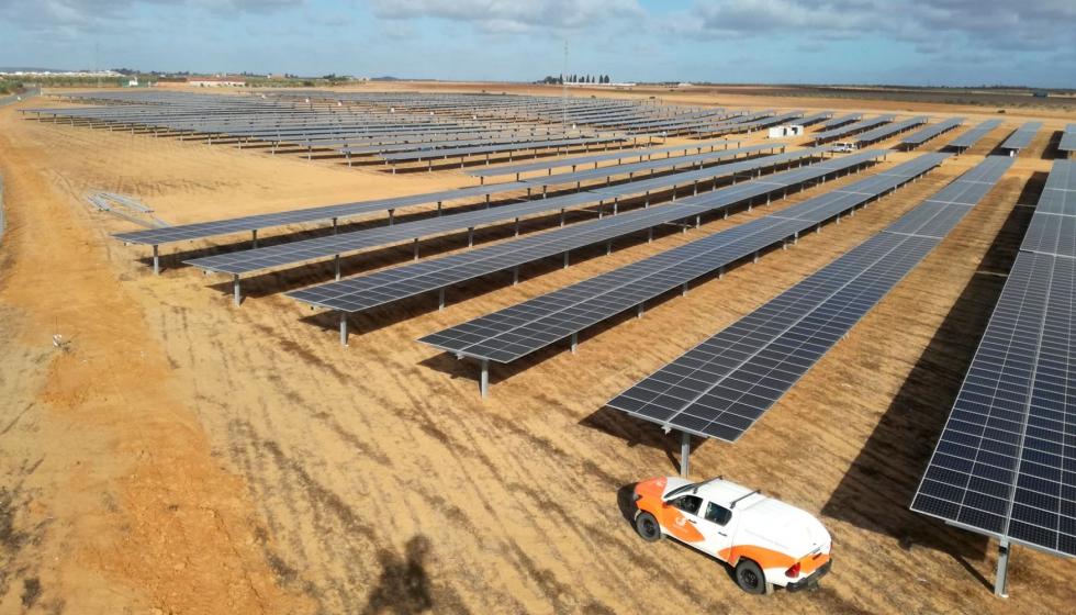 La seguridad en los parques solares fotovoltaicos