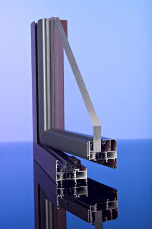 Ventanas de aluminio con rotura de puente t rmico - Rotura de puente termico ...
