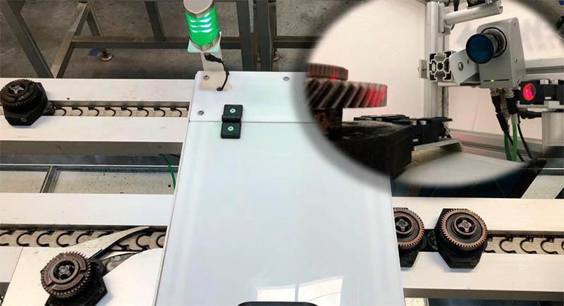 Smart Camera en líneas de producción