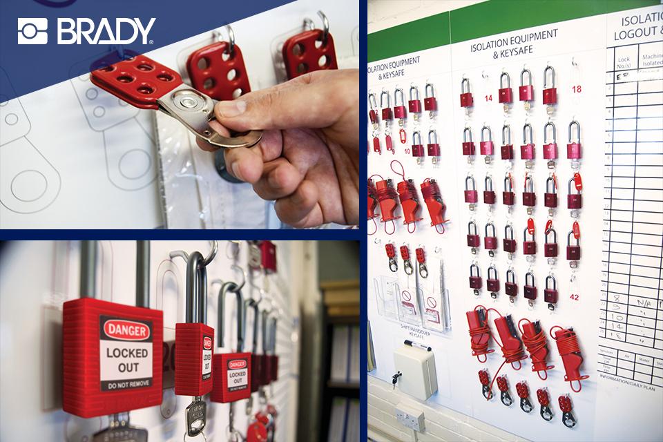 Seguridad prioritaria y eficaz en el lugar de trabajo con paneles portaherramientas de bloqueo personalizados