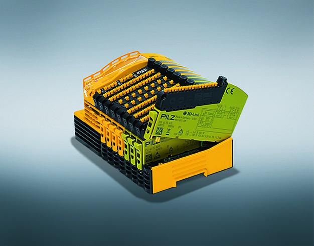 El PSSuniversal de Pilz presenta nuevas funcionalidades que le otorgan más flexibilidad con mayor densidad de señales por cabecera