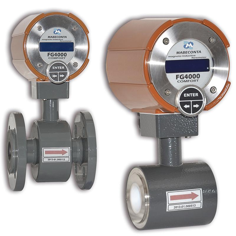 Caudalímetro electromagnético FG 4000