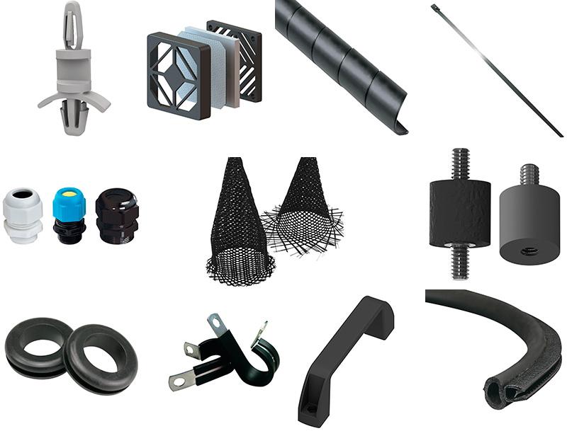 Componentes para clima, refrigeración y ventilación