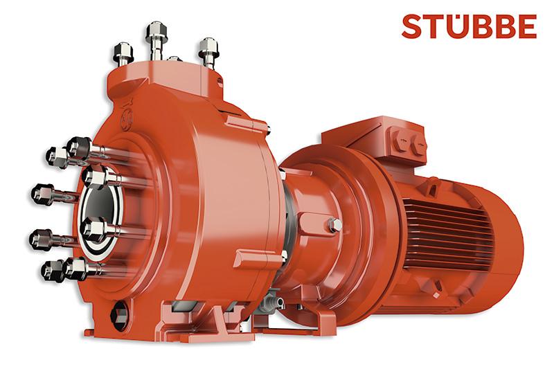 Bombas X-CLASS de STÜBBE, específicamente diseñadas para aplicaciones extremas