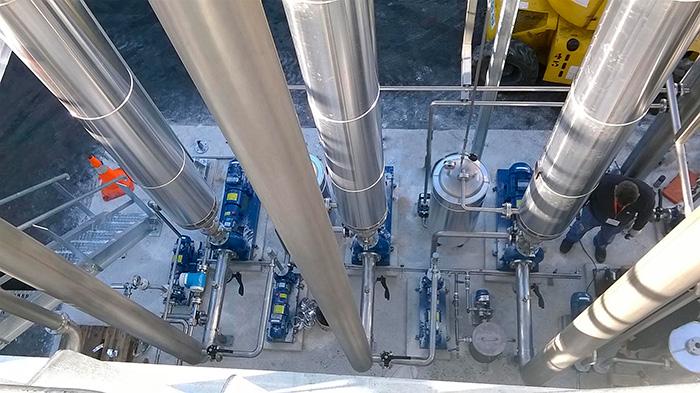 ZLD resuelve problemas de residuos en empresa española de curtidos