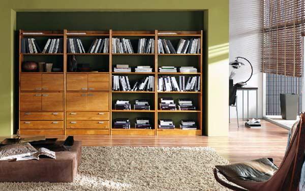 El mueble en kit natural y fácil de montar - Madera