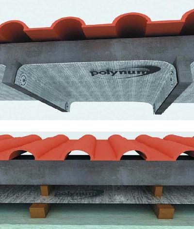 Optimer system desarrolla un material para aislar - Material para tejados ...
