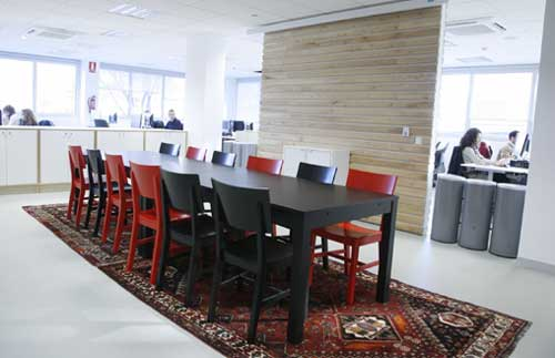 Oficinas Según El Concepto Ikea Oficinas Y Centros De Negocios