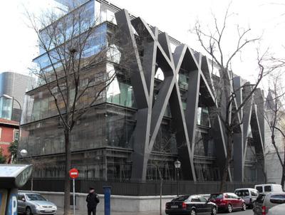 El edificio fortuny de madrid cuenta con un nuevo for Oficinas de allianz en madrid