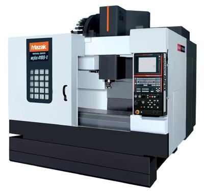 Special machining acquires his third machine Mazak to Intermaher -