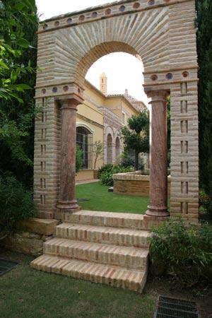 The Garden Of Al Andalus Persian Heritage Gardening
