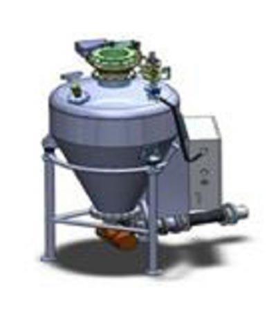 Sistemas como el Solids Puls Pneu® es un sistema de transporte neumático para negro de humo.