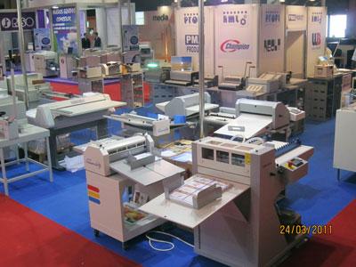 Pma suma contactos en graphispag 2011 industria gr fica - Oficina virtual industria ...