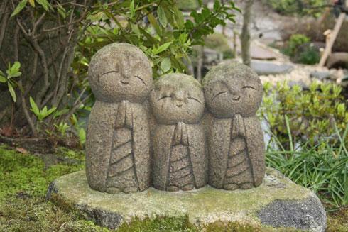 Buda En El Jardin Jardineria - Estatuas-de-jardin