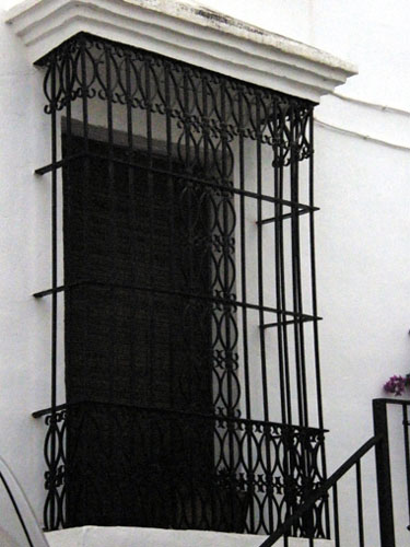 Persianas contra rejas cerramientos y ventanas - Puerta terraza ...