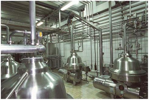 Mantenimiento seguro en la fabricaci n de alimentos y for Maquinaria y utensilios para la produccion culinaria