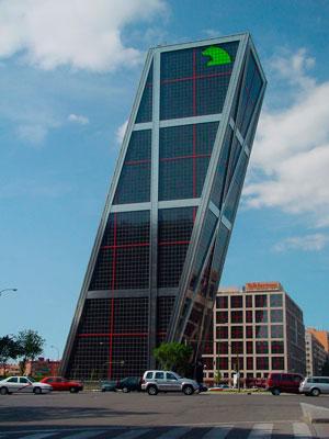 El mercado de oficinas de madrid sigue en stand by for Oficinas del inss en madrid capital