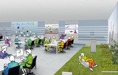 El trabajo de oficina va a cambiar radicalmente en las for Concepto de organizacion de oficina