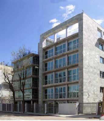 Indra se instala en un edificio empresarial situado en juli n camarillo 16 20 oficinas y - Oficinas bosch madrid ...