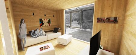 Casa invernadero low cost arquitectura y construcci n for Ristrutturare casa low cost