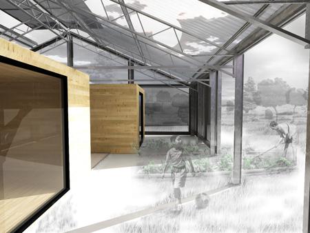 Casa invernadero low cost construcci n - Invernadero para casa ...