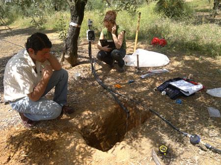 Monitorizar la humedad del suelo para hacer m s rentable for Perfil del suelo wikipedia