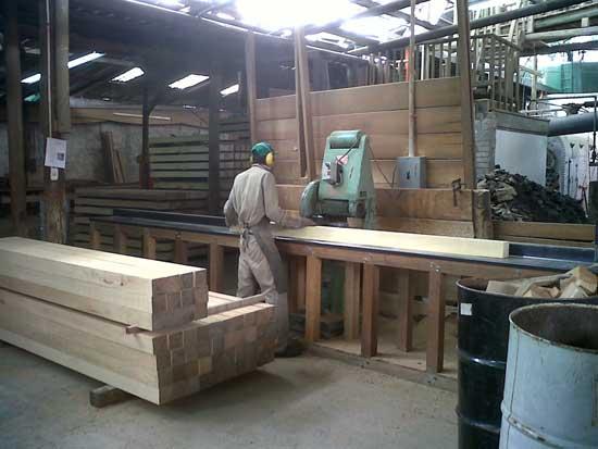 Control de producci n en f brica proceso clave para for Fabrica de bares de madera