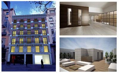 Networkia en portal de l ngel de barcelona oficinas y for Oficinas de dhl en barcelona