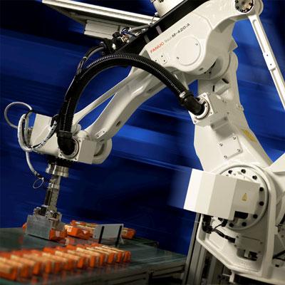 Aplicaciones y tendencias en robótica para la industria de la alimentación  - Robótica industrial