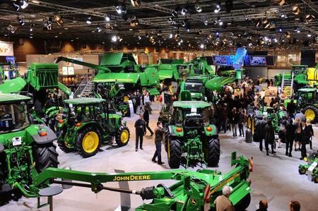 Sima celebra su 75 edici n como referente del sector agricultura - Salon du materiel agricole ...