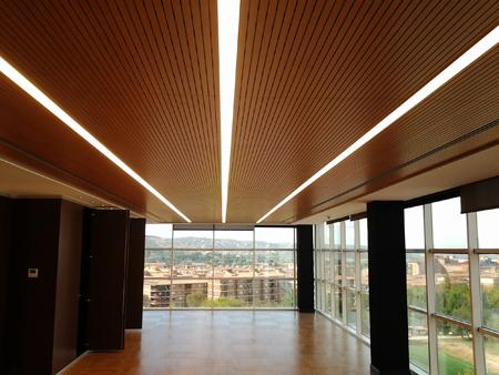 Grupo lled participa en la ejecuci n de la nueva sede - Techos modulares ...