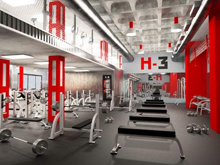 La elipa inaugura un gimnasio low cost - Gimnasio espana industrial ...