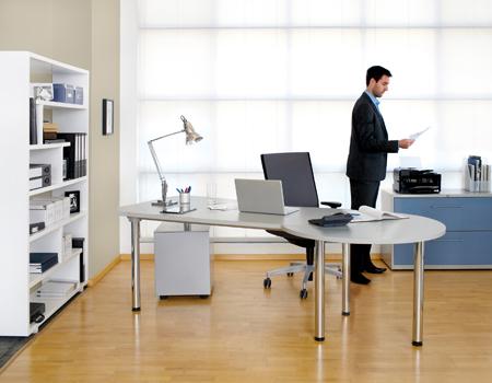 Hacia la oficina sin papeles mejor hacia un uso for Impresoras para oficina