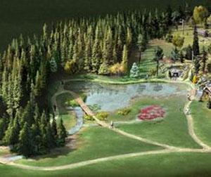 El Jardin Botanico De Gijon Inicia Los Trabajos Para El Desarrollo