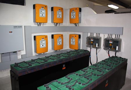 Mini Red Fotovoltaica Aislada Con Autoconsumo Energ 237 As