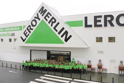Leroy Merlin Neon