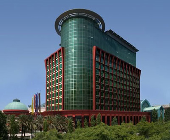 Iberdrola real estate rents m2 of offices to lilly portugal in the torres colombo of - Oficina iberdrola madrid ...