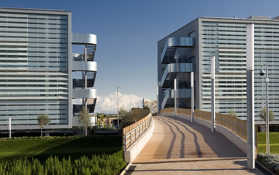 Sealed air ampl a sus oficinas en viladecans business park for Oficinas de air europa en madrid