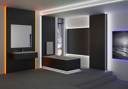 Schlüter-Systems Presents his new range of profiles with LED ...