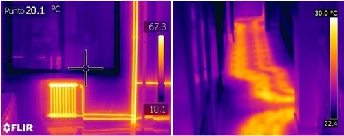 Climatizaci n radiante y caldera de condensaci n un - Calefaccion radiadores o suelo radiante ...