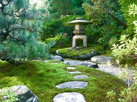 El roji un jard n creado para la ceremonia del t for Jardines chinos pequenos