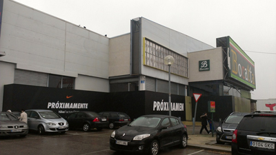 Quagga cangrejo Bandido  Nike will open in Alcorcón his bigger shop of Spain -
